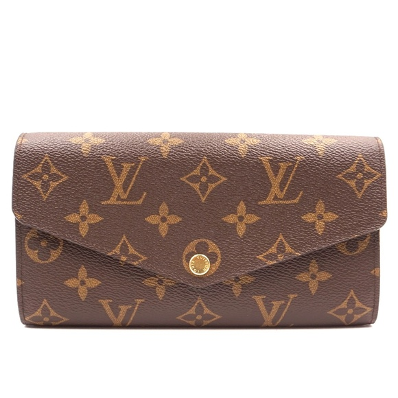Louis Vuitton Handbags - Monogram Neo New Model Nm Sarah Long Flap Wallet
